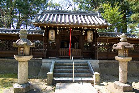 膳所神社-6