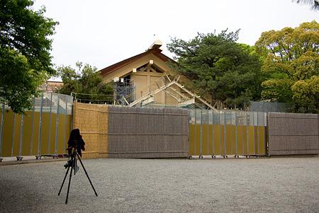 熱田神宮神楽殿