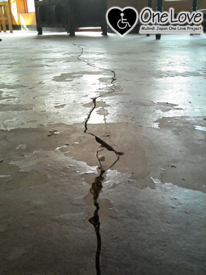 ルワンダ地震1