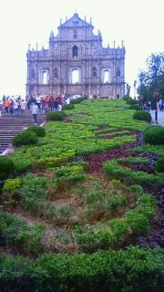 マカオ 大聖堂