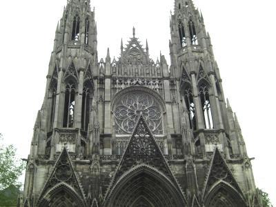 ルーアン ノートルダム大聖堂