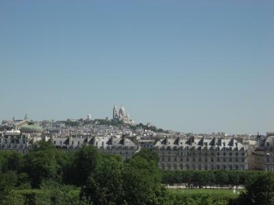 オルセー美術館からの眺め