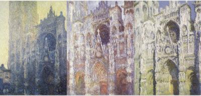 モネによるルーアン ノートルダム大聖堂