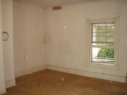 壊す前の寝室