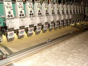 刺繍ミシン1
