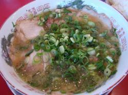 宮っ子 チャーシュー麺 750円
