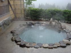 湯の原温泉露天風呂