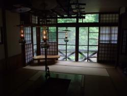 ランプの部屋