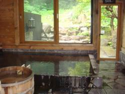 滝見の湯 内風呂