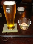 参寅ビールで乾杯!