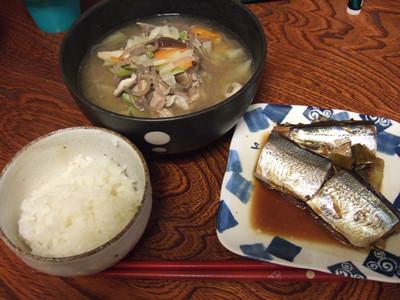 2008-10-28 dinner