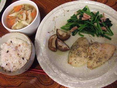 2008-11-4 dinner
