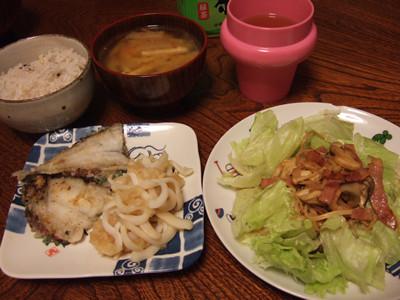 プリサラ+キスゴ梅肉揚げ