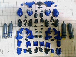 HGティエレン宇宙型06