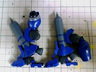 HGティエレン宇宙型07