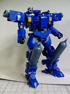 HGティエレン宇宙型08