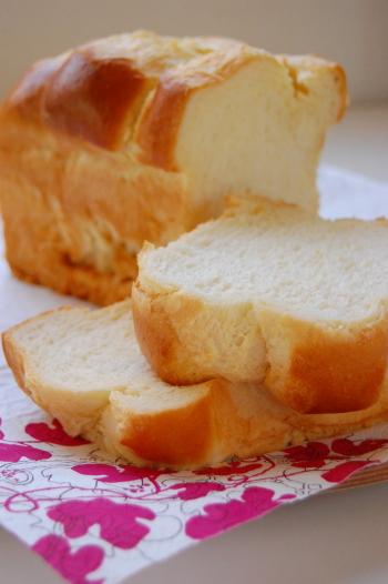 サクサクふんわりな食パン