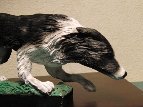 犬フィギュア 035