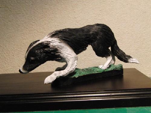 犬フィギュア 034