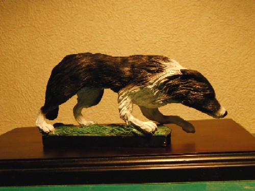 犬フィギュア 010
