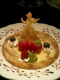 アリスのホームメイドコーヒーマーブルシフォンケーキ
