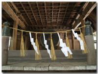 諏訪大社 神楽殿-2-