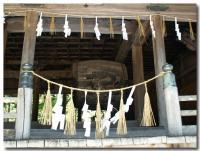 諏訪大社 神楽殿-3-