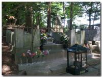 由布姫の供養塔