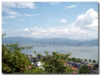 龍光山観音院からの眺め-1-