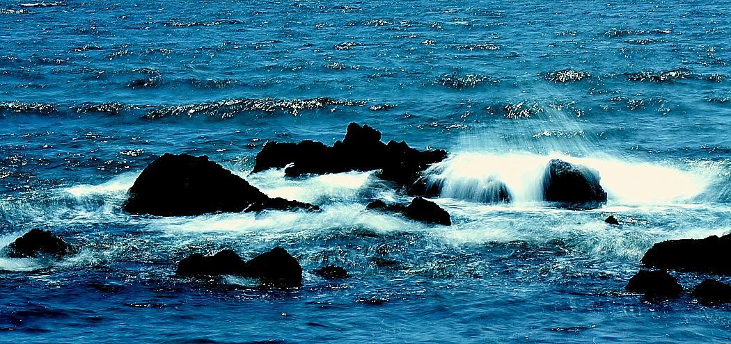 海(波・岩)ⅡD