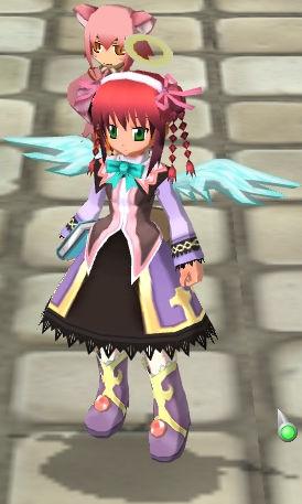 ソーサラーの服(?)