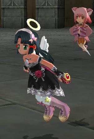 魔女ナンタラの服