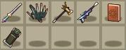 90武器の結果