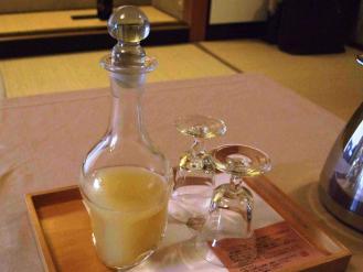 石亭 朝食① (1)