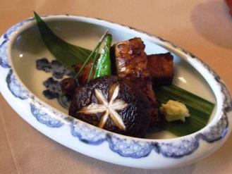 石亭 朝食① (5)