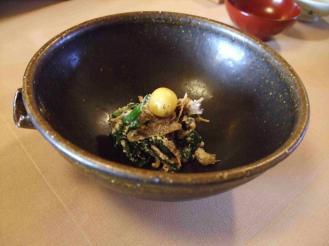 石亭 朝食① (8)