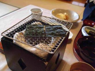 石亭 朝食① (12)