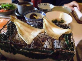 石亭 朝食② (3)
