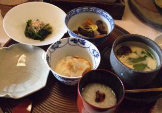 石亭 朝食② (5)