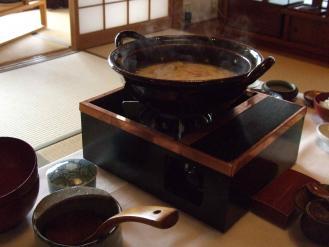 石亭 朝食② (7)