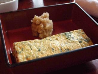 だいこんの花朝食① (9)