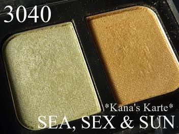 3040 SEA, SEX & SUN