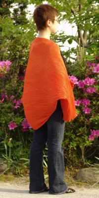 パーティーストール オレンジ6番色