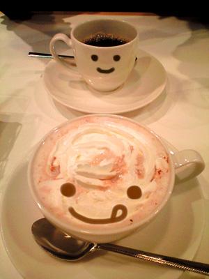 ココア×コーヒー