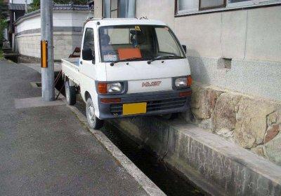 まさにミラクル駐車