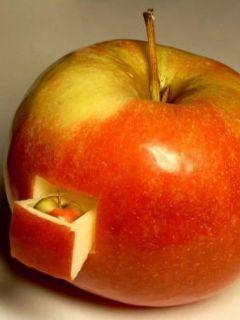 うんまいりんご