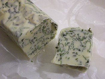 紫蘇バター