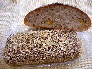 ぴんうさちゃんの手作りパン