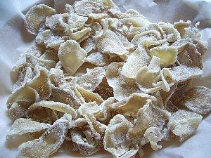 生姜の砂糖煮