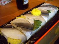 コハダの寿司